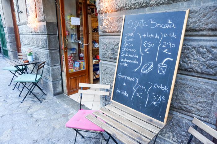 Urlaub in Soller_unser Bäcker