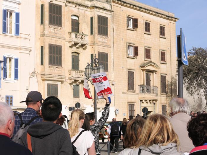 Malta Sehenswürdigkeiten-Valletta