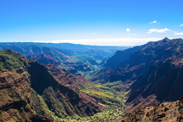 Hawaii Inselhopping Reisebericht-Waimea Canyon