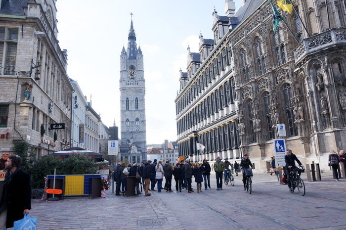 Belgien mit Wohnmobil Reisebericht-Gent