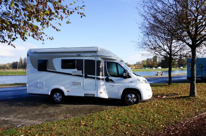 Belgien mit Wohnmobil Reisebericht