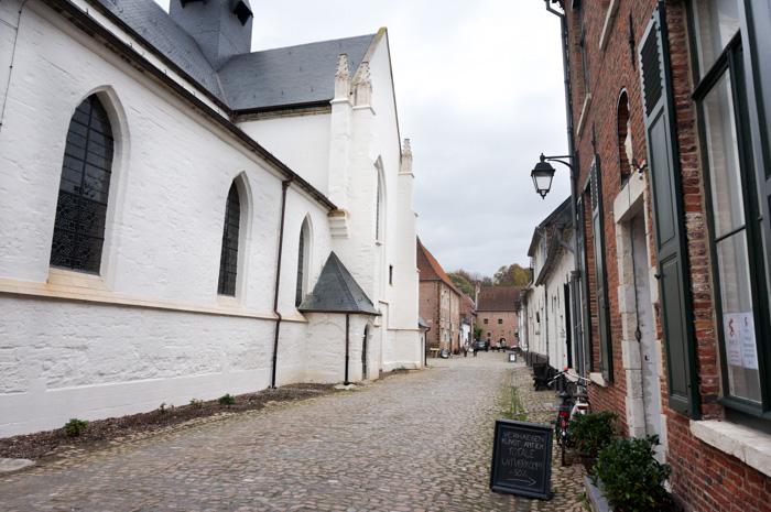 Belgien mit Wohnmobil-Beginenhof