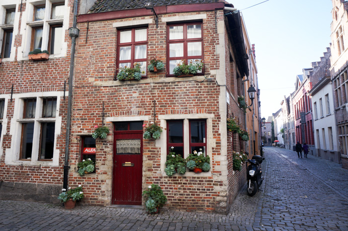 Belgien mit Wohnmobil Reisebericht-Gassen