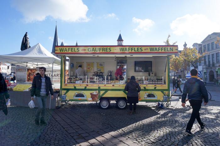 Belgien mit Wohnmobil Reisebericht-Waffeln