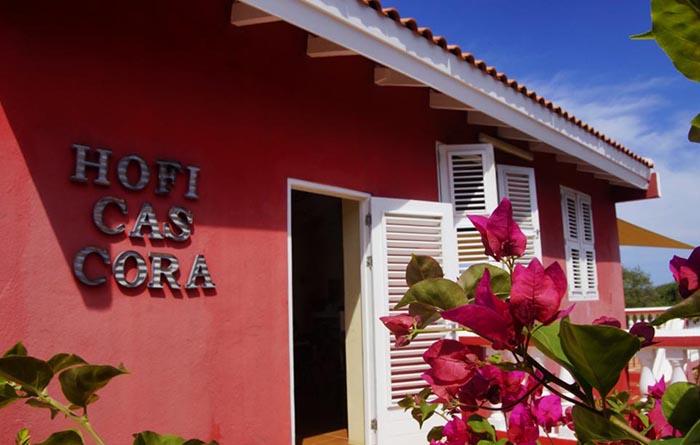 Farm to table Restaurant Hofi Cas Cora