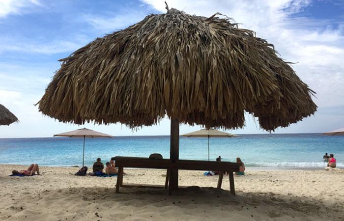 Am Strand Kenepa Chiki