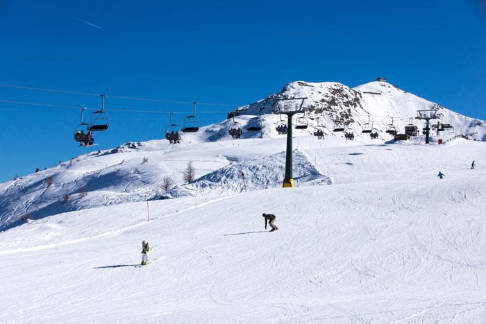 Skigebiet Drei Zinnen Dolomiten_Helm
