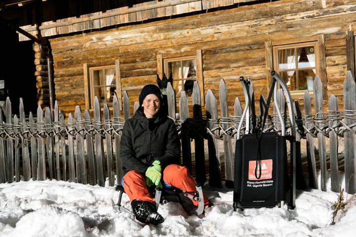 Skigebiet Drei Zinnen Dolomiten_Nachtrodeln