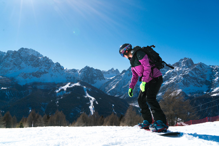 Skigebiet Drei Zinnen Dolomiten_Pisten