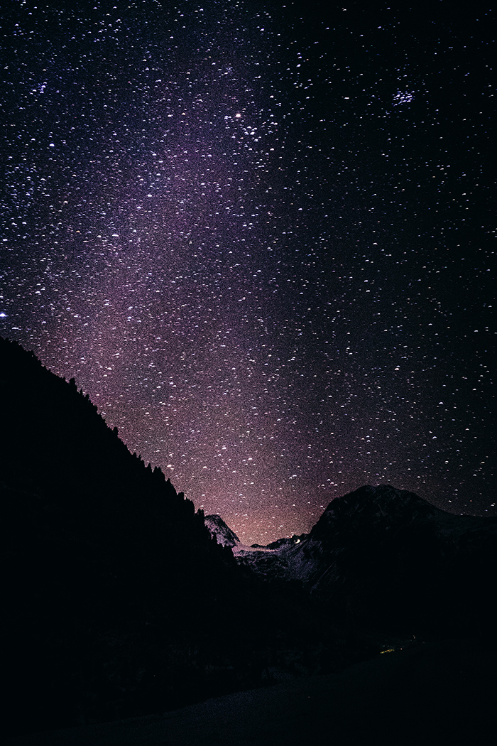 Astrofotografie in Tirol