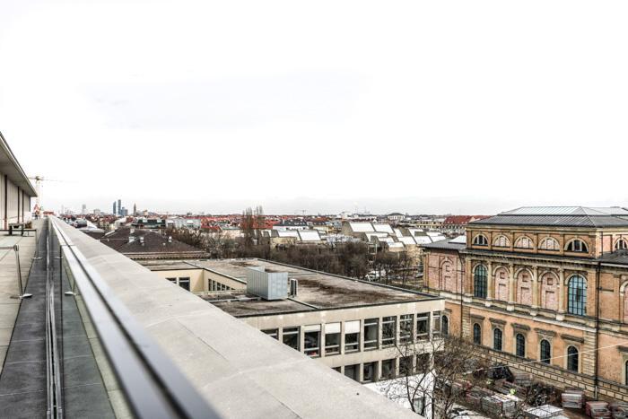 Aussicht vom Cafe Vorhoelzer