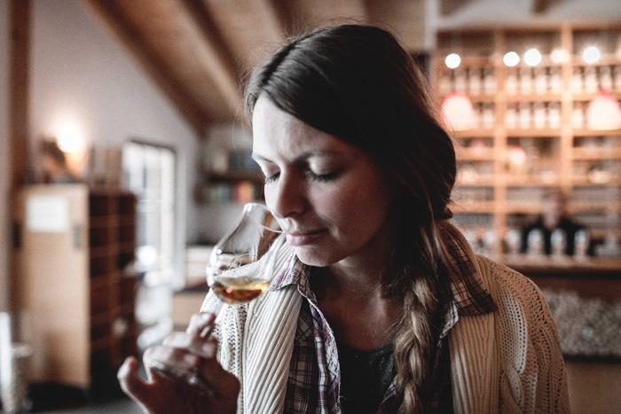 Whisky Verkostung SLYRS