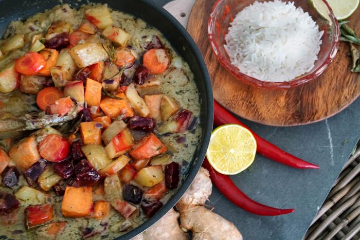 Indisches Curry selbst kochen