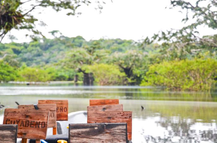 Cuyabeno Reservat Kanu