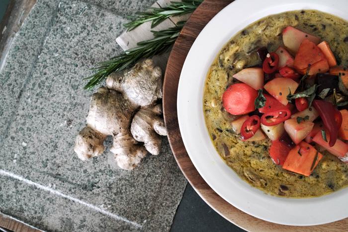 Rezept Indisches Curry