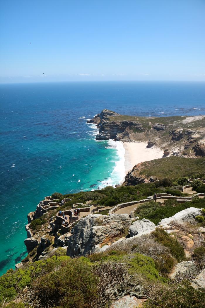 Strand Kap der guten Hoffnung
