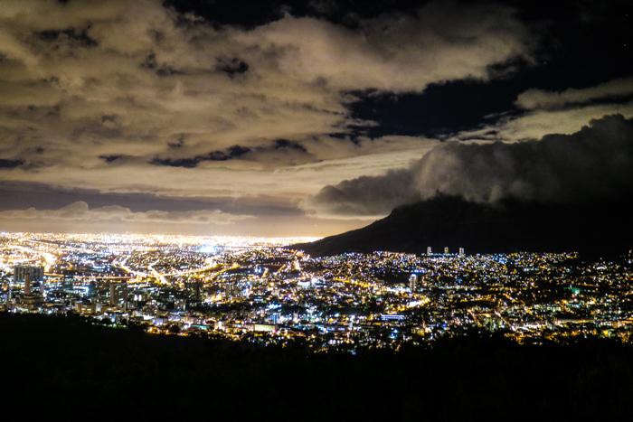 Kapstadt Lichter