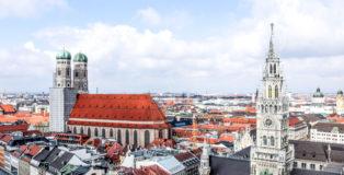 Panoramablick vom Alten Peter