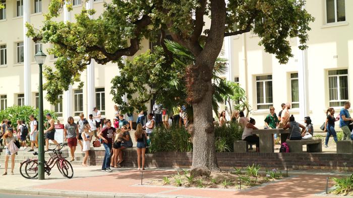 Studieren in Stellenbosch
