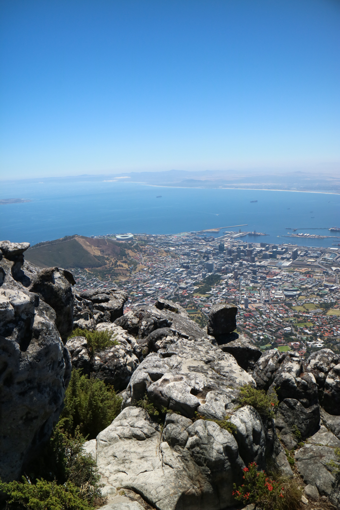 Cape Town Ausblick