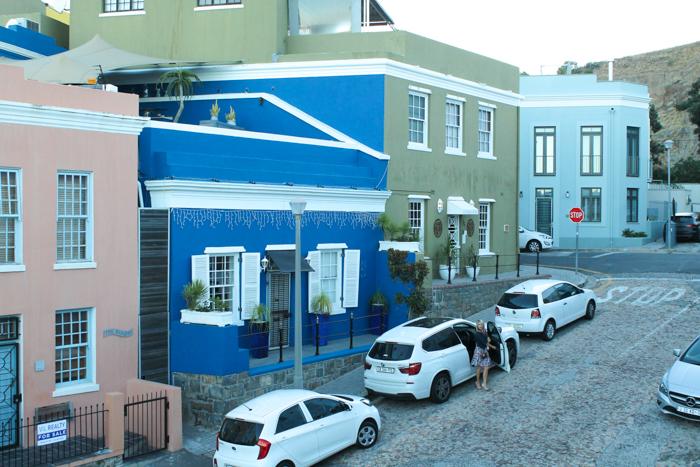 Das angesagte Waterkantviertel Kapstadt