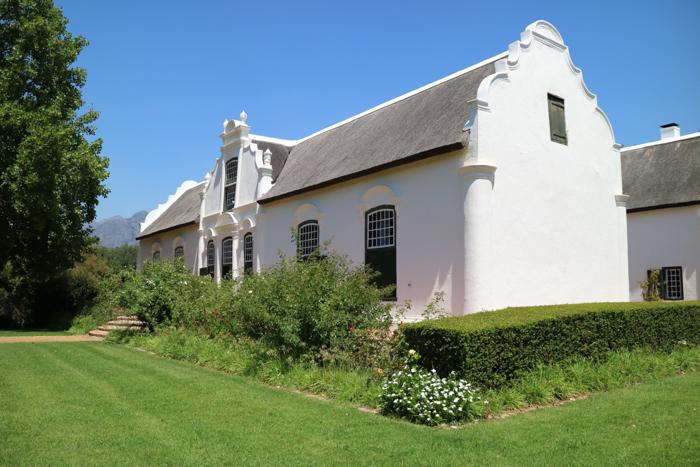Weingüter Kapstadt