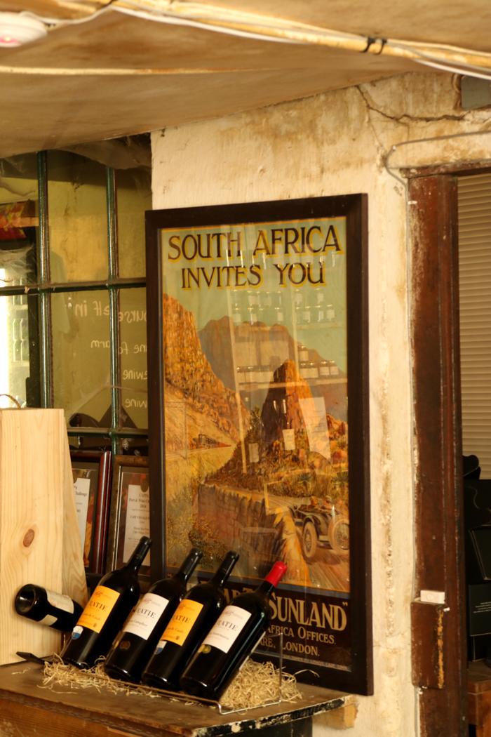 Muratie Weingut Südafrika