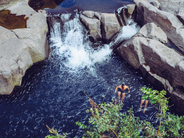 Die atemberaubenden McLaren Falls