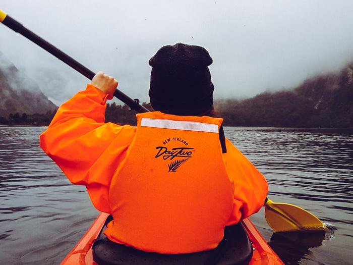Bootstour durch den Milford Sound Neuseeland