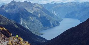 Wanderung über den Kepler Track Neuseeland