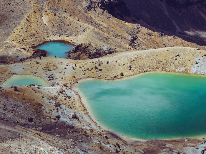 Wunderschöne Wasserwelten in Neuseeland