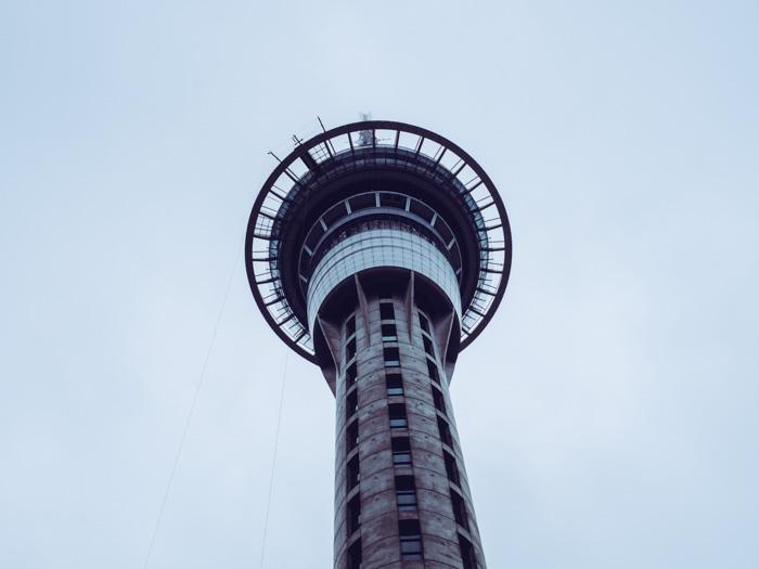 Der Skytowerin Auckland