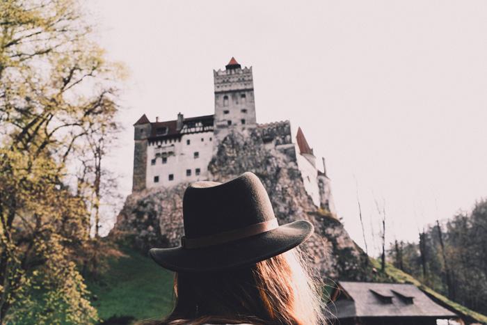 Schloss-Dracula-Transilvanien