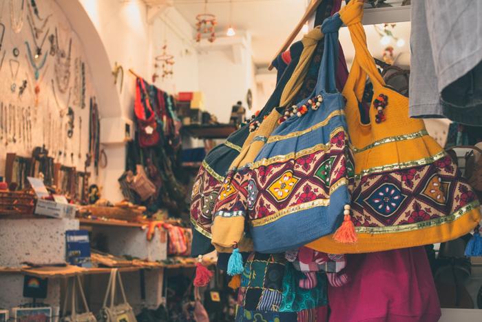 Shopping Tour durch Valle Gran Rey auf La Gomera.