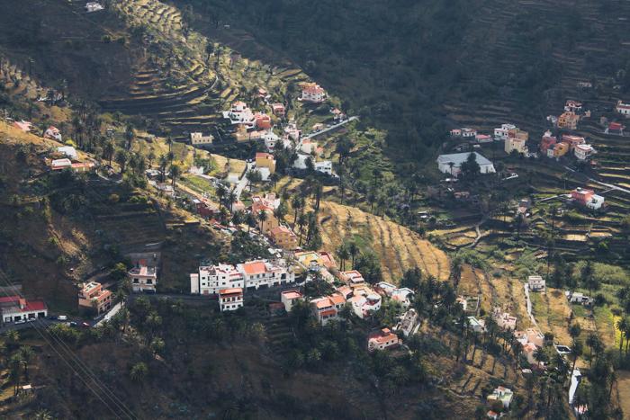 In Valle Gran Rey kann man so richtig abschalten.