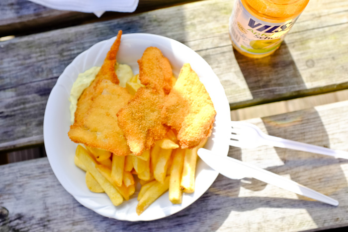 Fisch & Chips Amrum