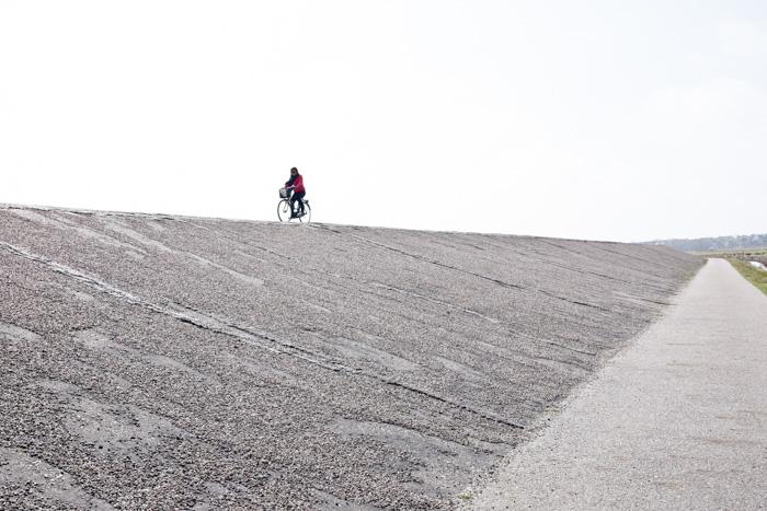 Radfahren auf Amrum