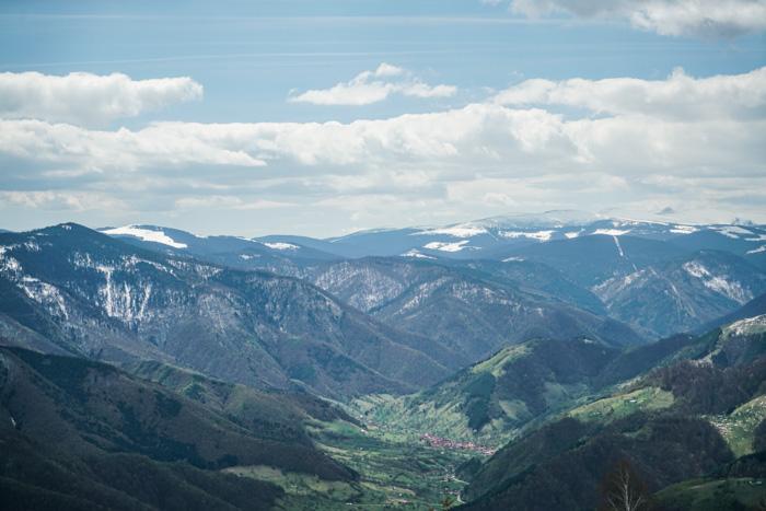 Ausblick von der Maguraspitze