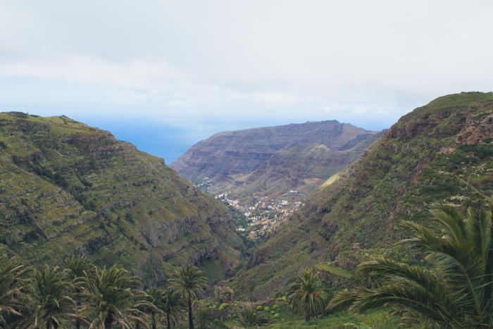 Die Aussichtspunkte auf La Gomera.