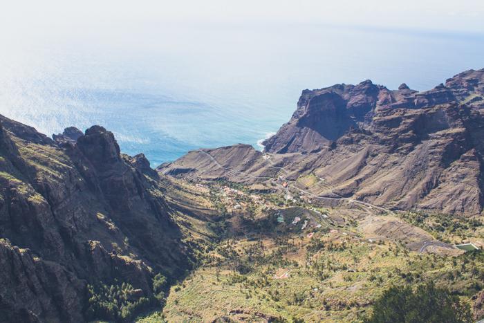 Der beliebteste Aussichtspunkt auf La Gomera.