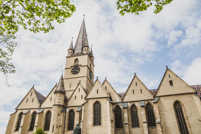 Evangelisch Stadtpfarrkirche Sibiu