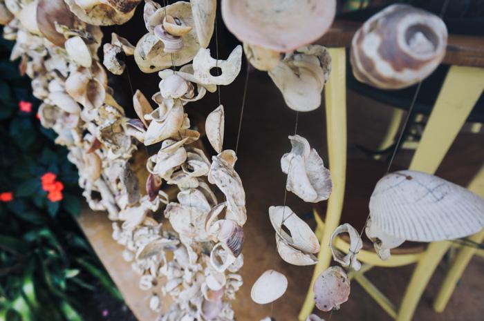 Muschelketten DIY aus Sri Lanka