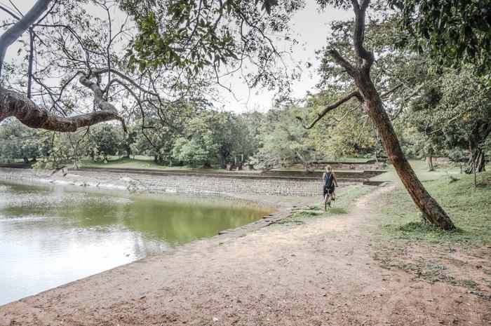 Radfahren in Sri Lanka