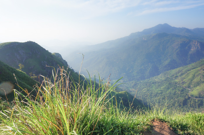 Little Adams Peak Sri Lanka