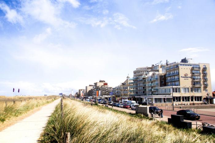 Holland im Frühling - Noordwijk Buiten