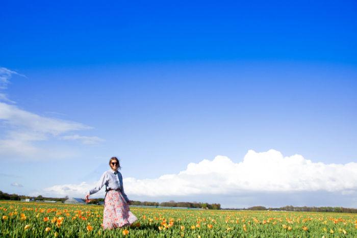 Holland im Frühling - Frühlingsgefühle