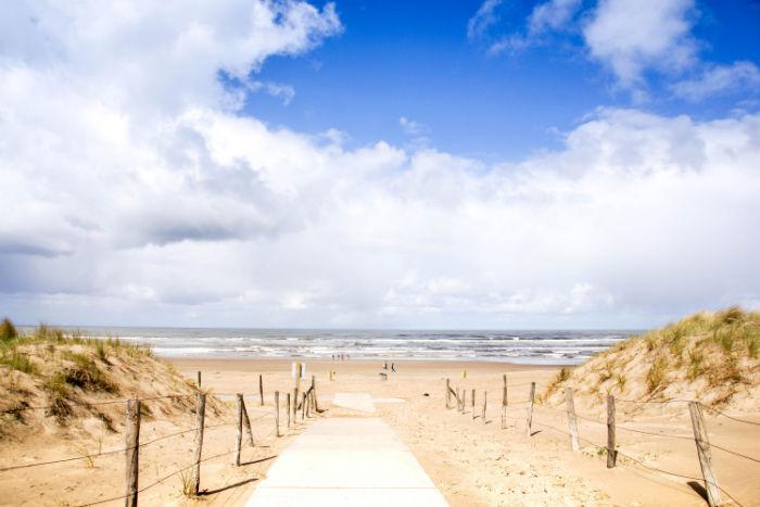 Holland im Frühling - Noordwijk aan Zee
