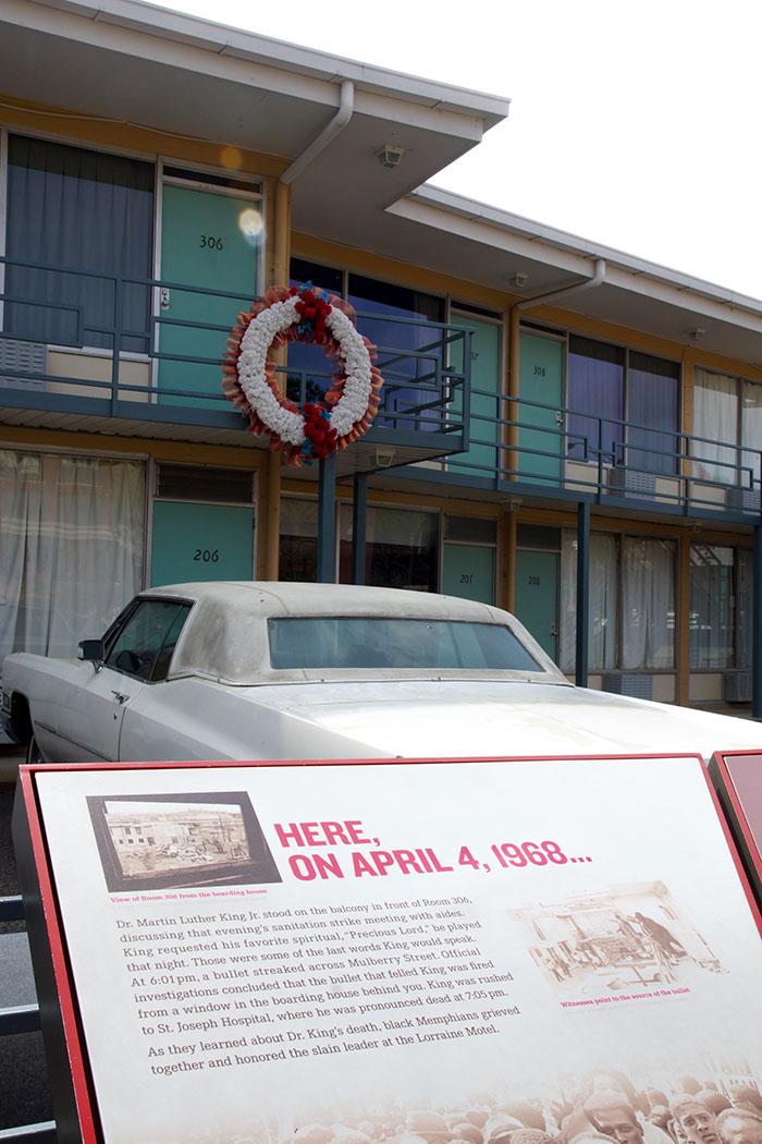 Motel Lorraine King Attentat