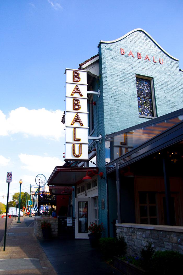 Im Babalu gibt es frische Tapas und Tacos