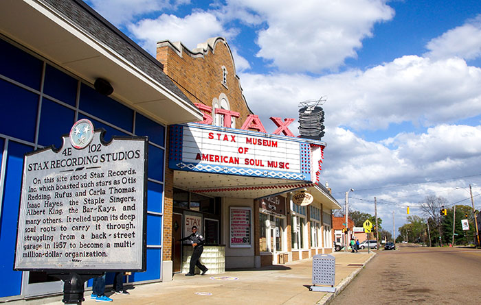 Das STAX Museum of Soul Music